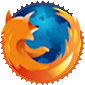 Firefox stamp by ilaaaria