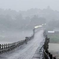 Wooden Bridge by porbital