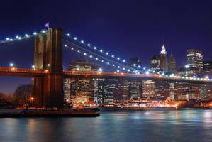 Brooklyn Bridge by porbital