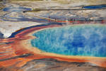 Grand Prismatic from Above