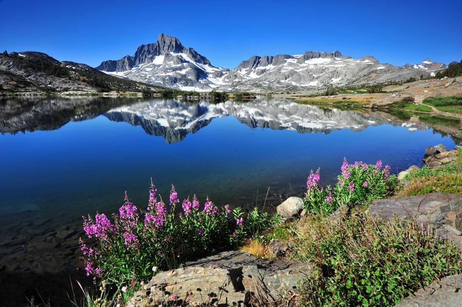 Island Lake Trail Wyoming