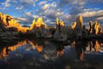 tufa reflection by porbital