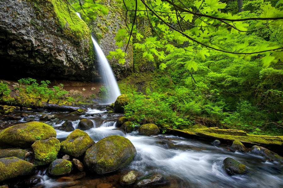 Ponytail Falls by porbital