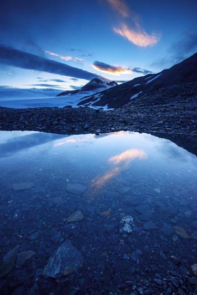 Harding Icefield by porbital