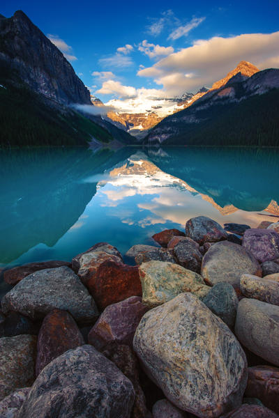 Lake Louise by porbital
