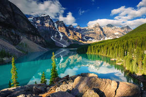 Moraine Lake by porbital