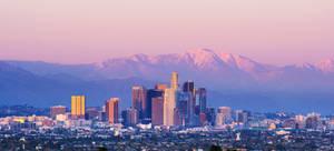 LA downtown by porbital