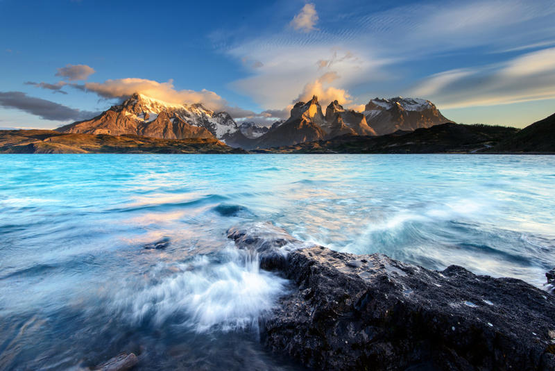 A view of the Paine by porbital