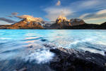 A view of the Paine