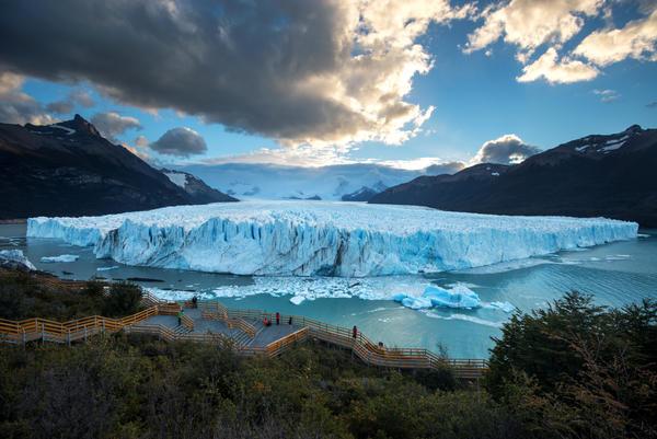 Perito Moreno Glacier by porbital