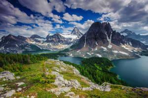 Heart of the mountain by porbital