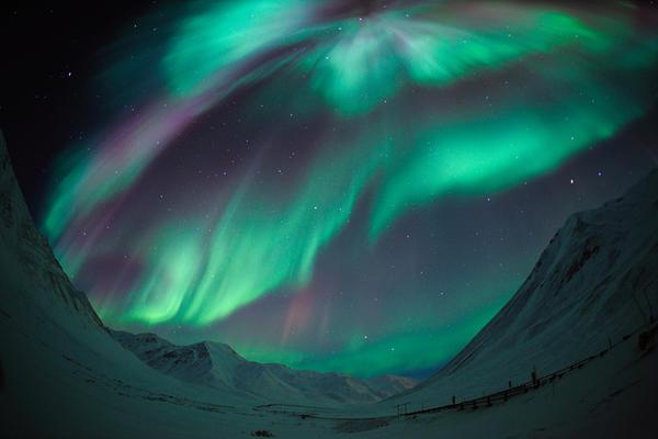 Light show by porbital