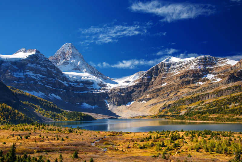 Delight at Mount Assiniboine by porbital