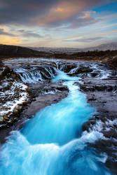 Blue Stream by porbital