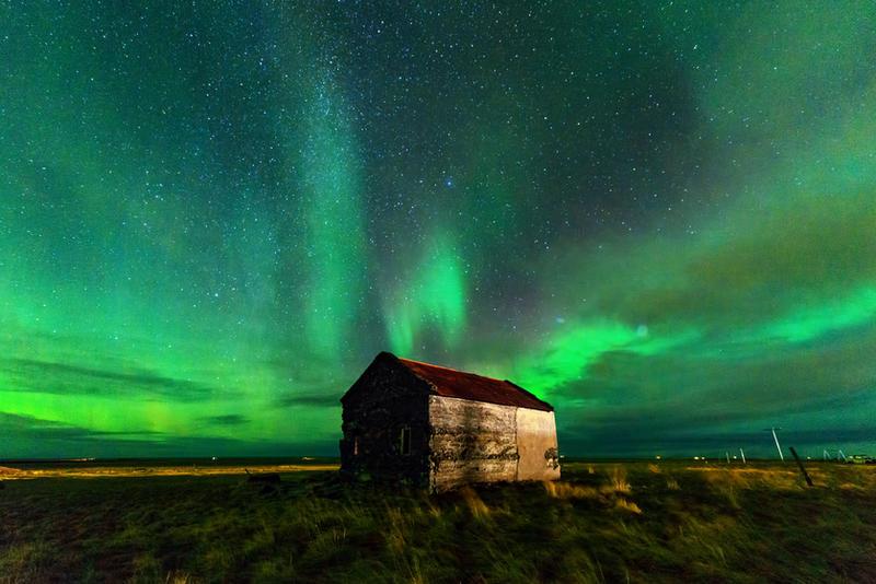 Pin By Reykjavik Reykjavik On Mobile Wallpaper: Aurora Borealis From Iceland By Porbital On DeviantArt