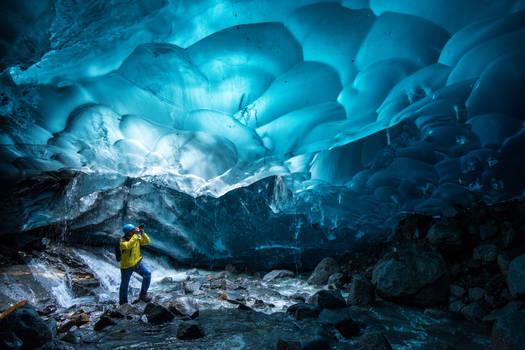 Underneath the Glacier