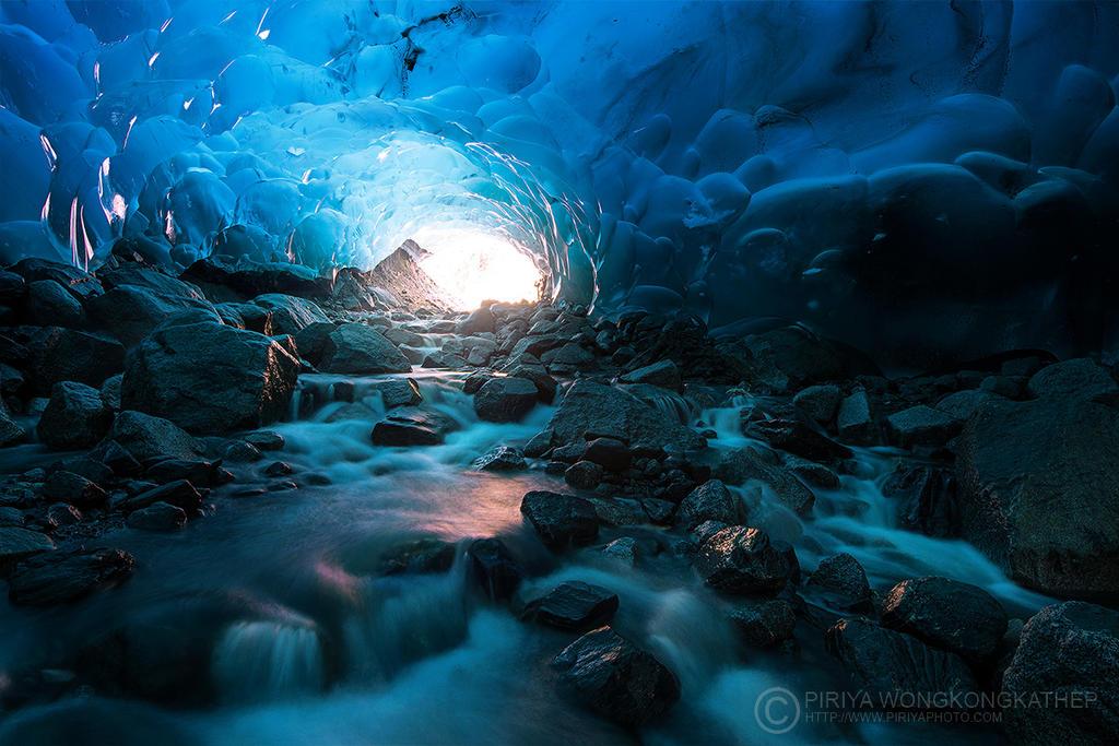 Blue Chamber by porbital