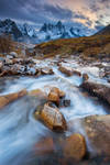 Flow of Yukon by porbital