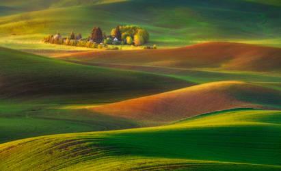 Heaven Hills by porbital