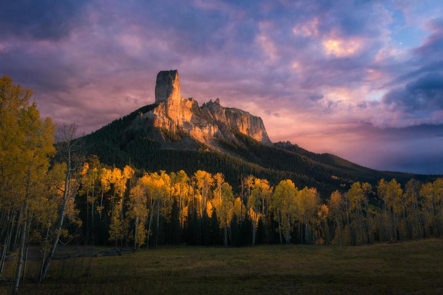 Castle by porbital