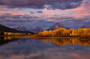 Oxbow Bend by porbital
