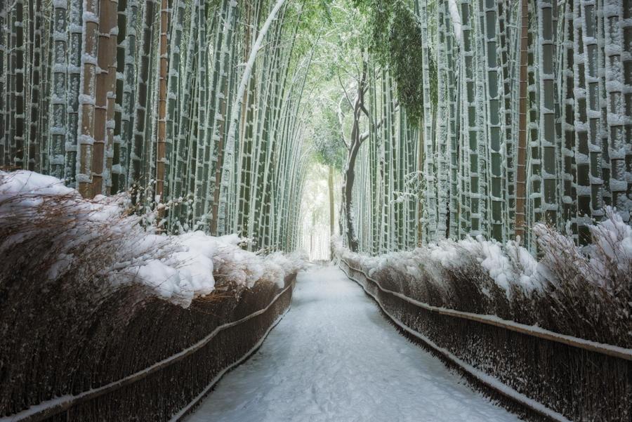 Zen Snow By Porbital On DeviantArt