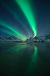 Green Wave by porbital