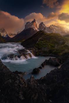 Salto Sunrise