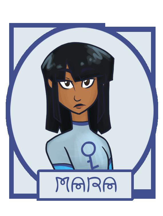 Mara Profile by AnneHairball