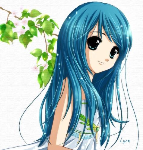 Normal girls Avatar_cute_blue_hair_girl_by_aleyshaa