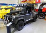 Land Rover Defender 110 'Tomb Raider Special'