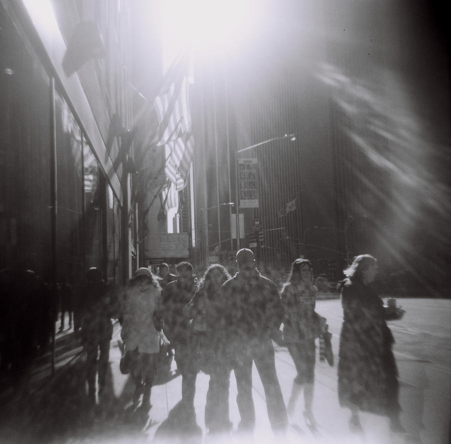 holga nyc 7 by rakastajatar