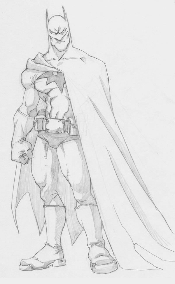 my...my batman