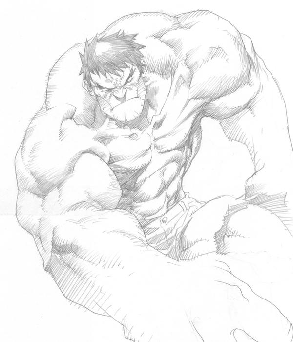 hulk by tincan21