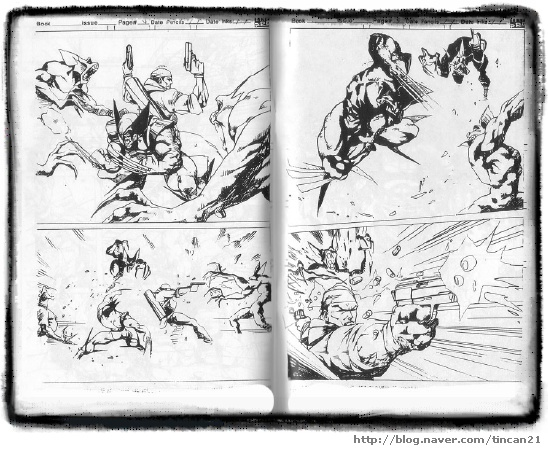 wolvie ashcan page by tincan21