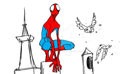 one more spidey