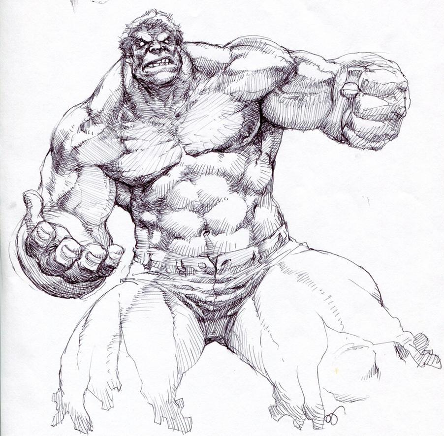 Hulk1 by tincan21