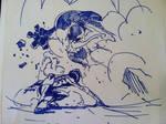 fight!spidey!!