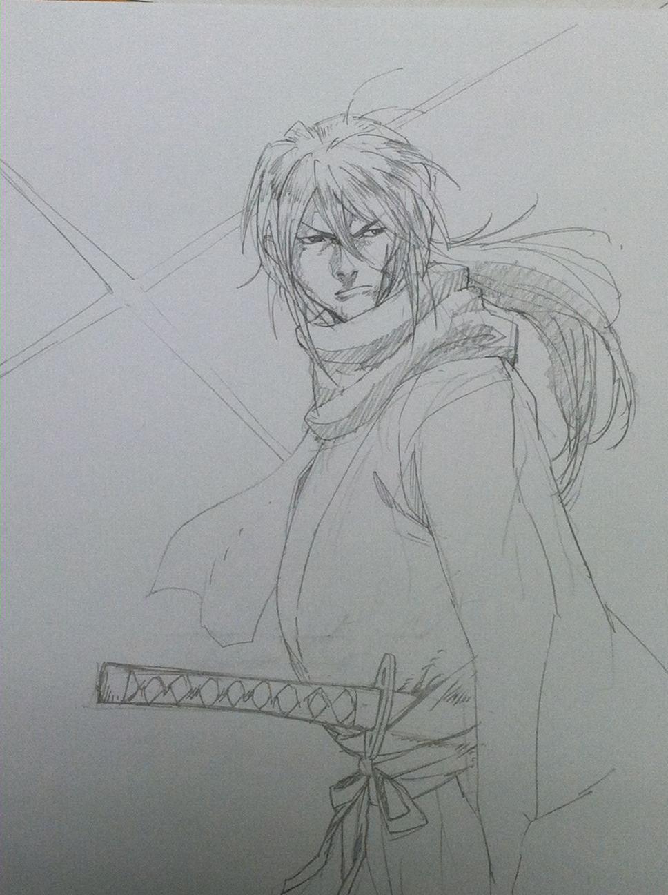 kenshin by tincan21