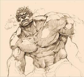 Hulk comes back