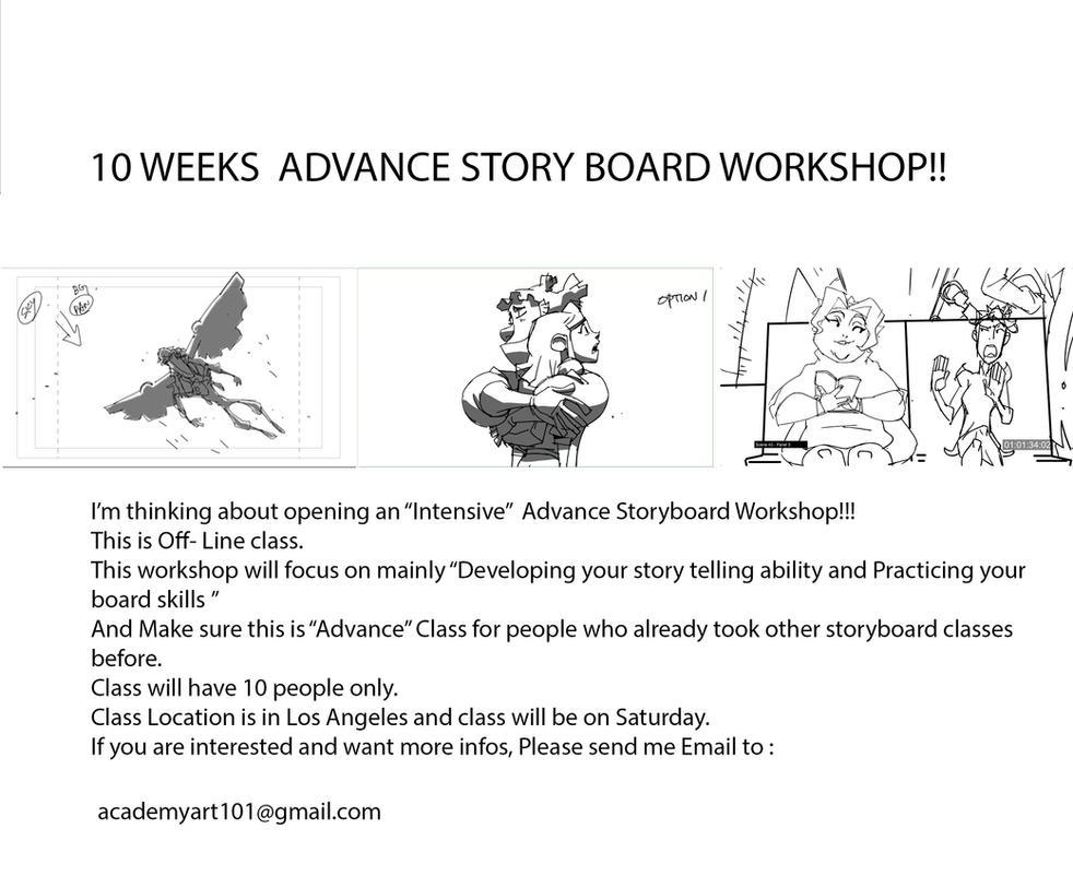 Workshop by tincan21
