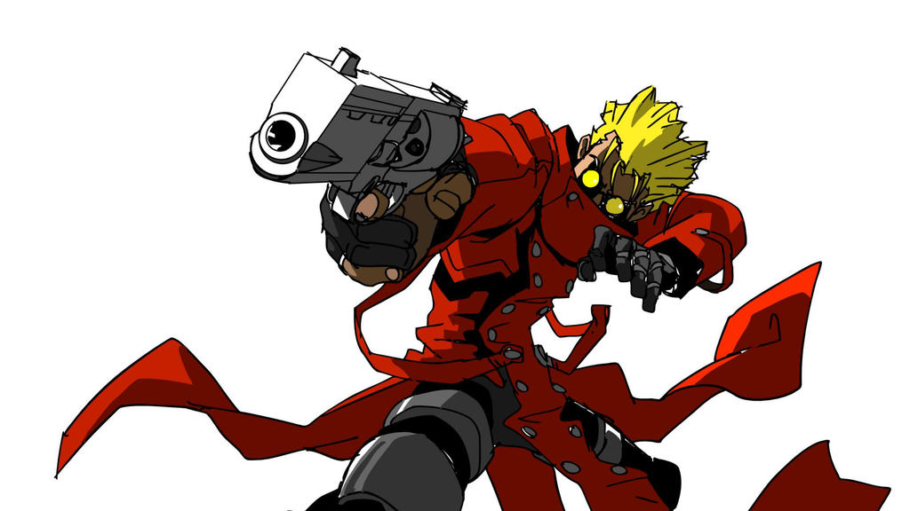 Trigun By Tincan21 On Deviantart