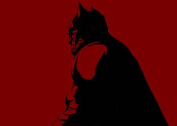 Batman inspired by Robert P's image of batman