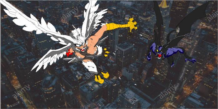 Devilman VS Sirene