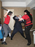 AWA2008 Team Fortress 2 by CookieBaker