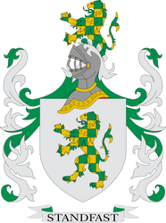Coat of Arms of House Osgrey by Alb-Burguete
