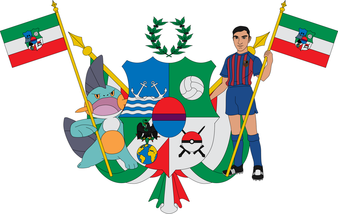 Coat of arms of DIMR by Alb-Burguete