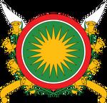 Coat of Arms of Greater Kurdistan
