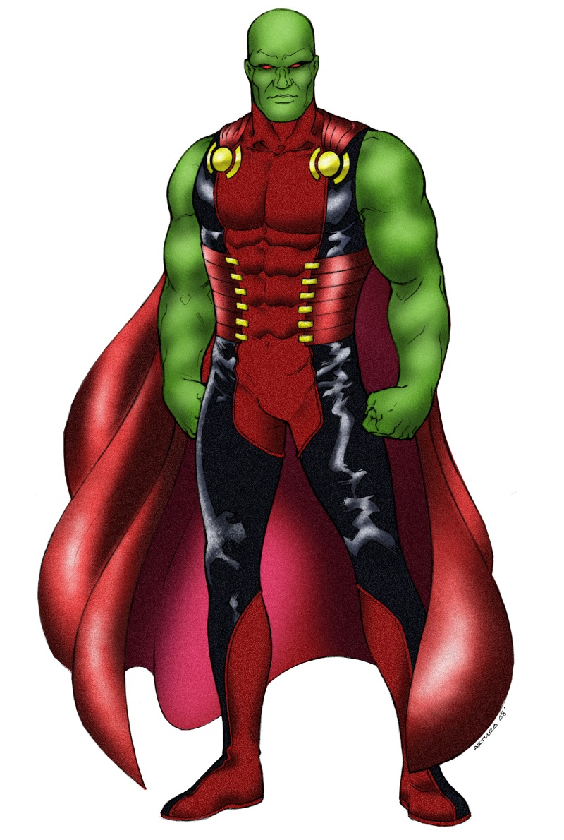 Characters Martian_ManHunter_Redesign_by_therealArturo