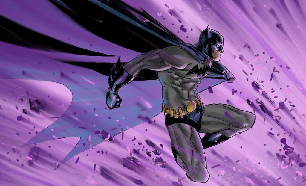 Batman(Arturo) by therealARTURO